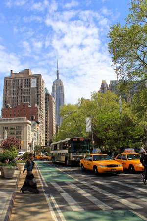 About USA - New York City - New York - USA (byRichard BURGER)
