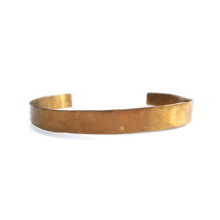 Hammered Metal Choker – Mary Gallagher
