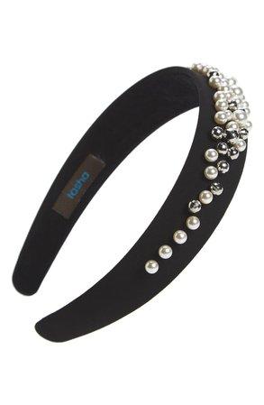 Tasha Beaded Headband