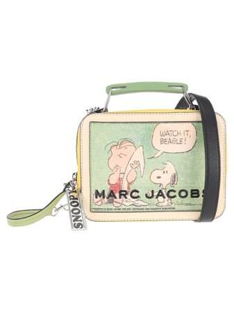Marc Jacobs Box 20 Peanuts® Crossbody Bag