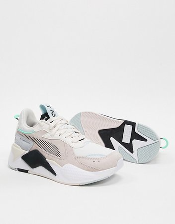 Puma RS-X Reinvent sneakers in pink | ASOS
