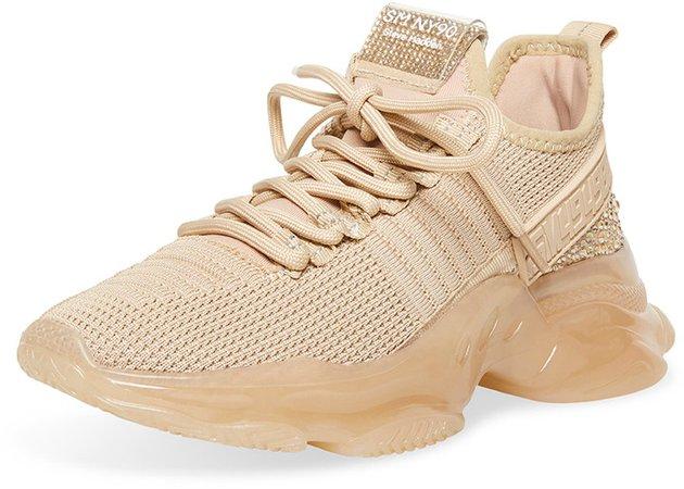 Maxima Monochrome Knit Sneaker