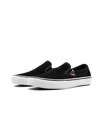 Vans Slip-On Pro Sneakers - Farfetch