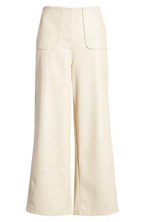 FRNCH Pervin Crop Pants | Nordstrom