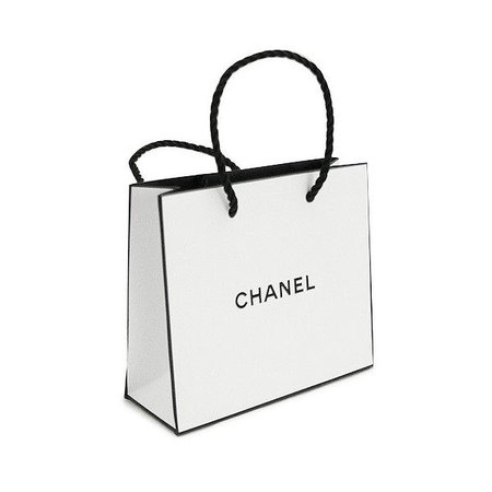 Chanel shopping bag