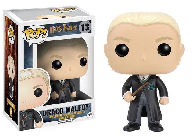 Pop! Movies: Harry Potter - Draco Malfoy | Harry Potter | Catalog | Funko