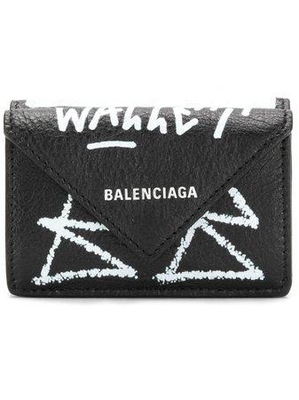 Balenciaga mini Papier wallet £295 - Buy Online - Mobile Friendly, Fast Delivery