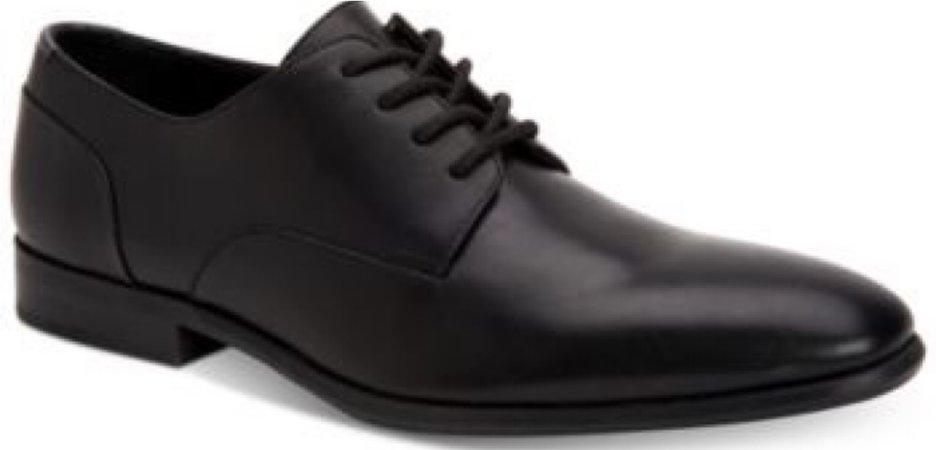Black Dress Shoe Male