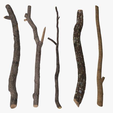 Wooden Sticks 1