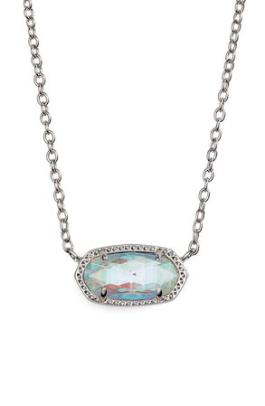 Kendra Scott Elisa Birthstone Pendant Necklace | Nordstrom