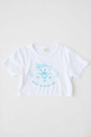 Mystic Slogan Baby Tee | Urban Outfitters