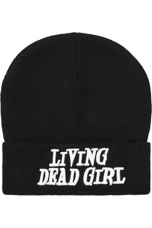 Living Dead Girl Beanie | KILLSTAR - UK Store