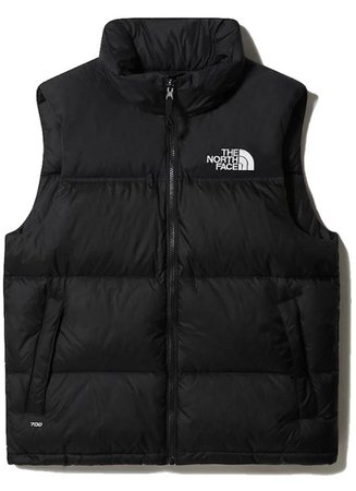 north face puffer gilet
