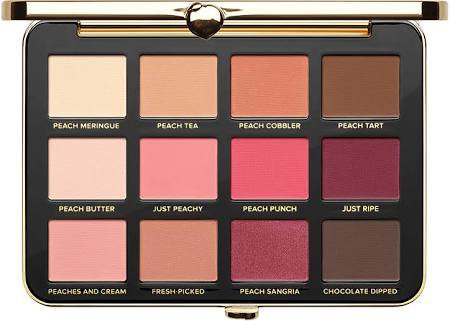 Too Faced Just Peachy Mattes Eye Shadow Palettes - Eye Makeup - Matte Finish