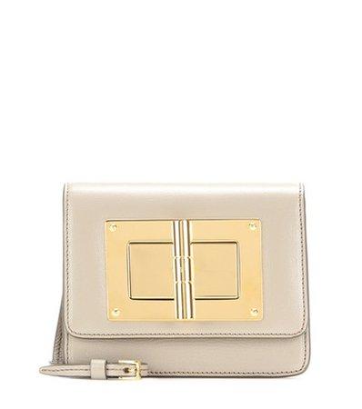 Natalia Mini leather shoulder bag