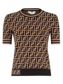 Fendi logo sweater