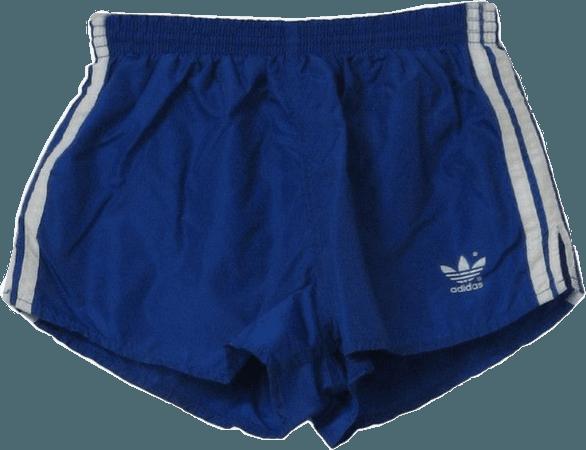 shorts adidas summer blue clothes png polyvore nichemem...