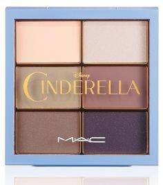 Cinderella MAC make-up