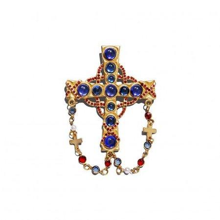 versace crosss -