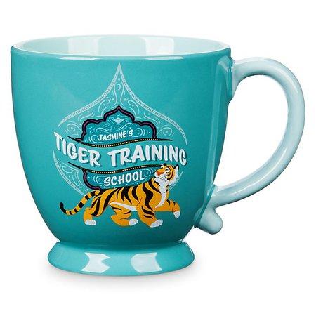 Taza Tiger Training School princesa Yasmín, Disney Store