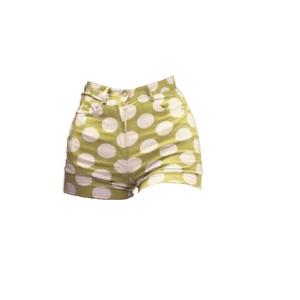 retro polka dot shorts