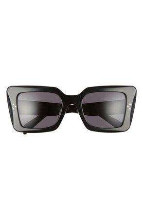 CELINE 54mm Cat Eye Sunglasses | Nordstrom
