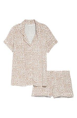 Nordstrom Lingerie Moonlight Short Pajamas | Nordstrom