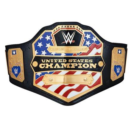 WWE United States Championship Replica Title Belt (2014) - WWE US