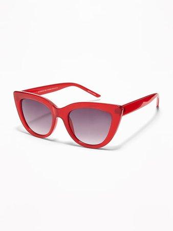 Classic Cat-Eye Sunglasses for Women   Old Navy