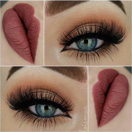 Trend Makeup Eyes 2017/2018 - Autumn Makeup Look ... - ListSpirit.com - Leading Inspiration, Culture, & Lifestyle Magazine