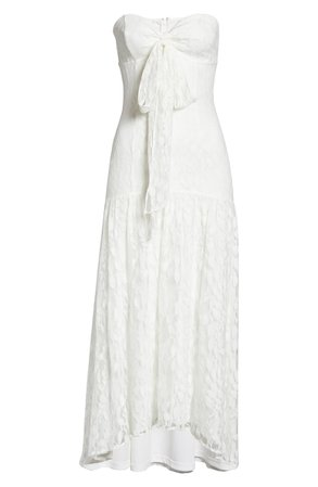 Ali & Jay The Parker Maxi Dress white