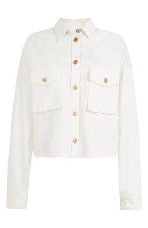 ALLSAINTS Sol Denim Shirt Jacket   Nordstrom