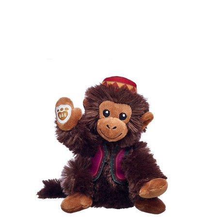 Abu Stuffed Animal | Shop Aladdin Toy Gifts at Build-A-Bear Workshop®