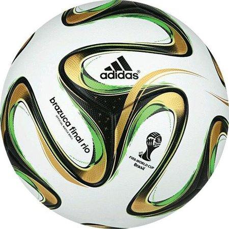 adidas Brazuca FIFA 2014 World Cup Finals Official Match Soccer Ball