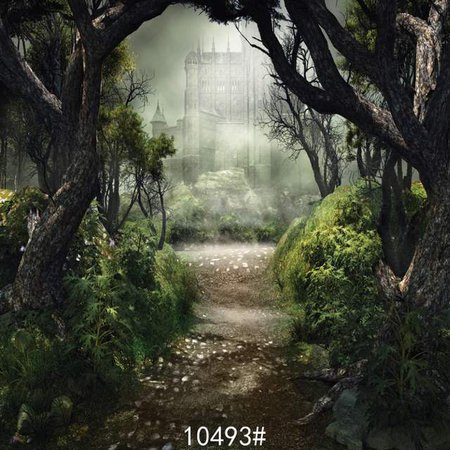 Online Shop SJOLOON forest castle photography background fantasy fairy tale photography backgrops baby backdrops for studio photo vinyl prop | Aliexpress Mobile