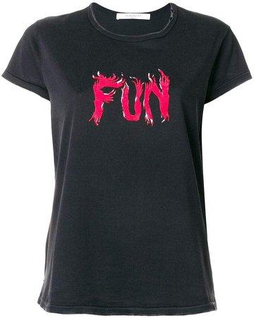 Fun print T-shirt