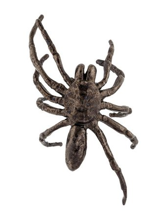Tom Binns Large Spider Open Cuff - Bracelets - W4T21804 | The RealReal
