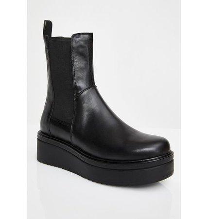 VAGABOND SHOEMAKERS Tara Ankle Boots   Dolls Kill