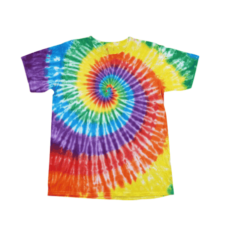 JESSICABUURMAN - DAHOR Tie Dye Short Sleeves T-Shirt