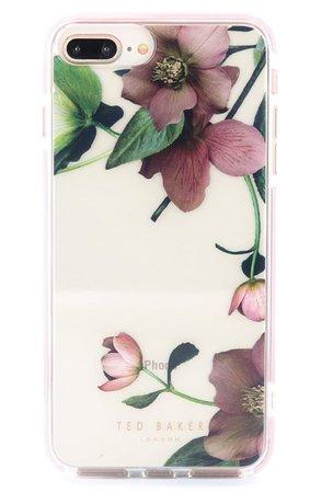 Ted Baker London Arboretum Anti Shock iPhone 6/6s/7/8 & 6/6s/7/8 Plus Case   Nordstrom