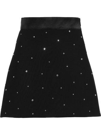 Miu Miu, sequin embellished cady skirt
