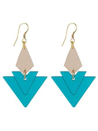 Toolally Diamonds Drop Earrings at John Lewis & Partners