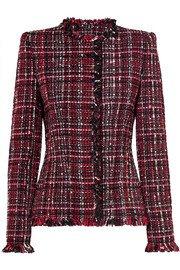 Chloé | Printed cotton-blend corduroy blazer | NET-A-PORTER.COM