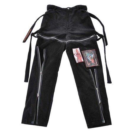 DaSHAUN PANTS BLACK – SKOOT APPAREL