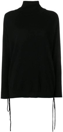 loose fitted sweatshirt