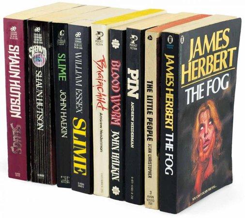 horror novels - Google Search