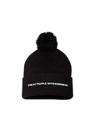 Harry Styles Treat People With Kindness beanie