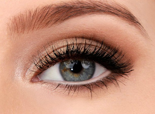 Natural Smokey Eye Makeup