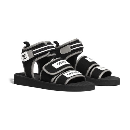 chanel sandals 2019 - Google Search