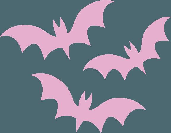 Pink Bats 1